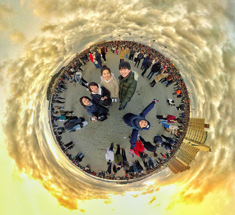 大学生にオススメの360度カメラ「Insta360 one x」レビュー【他機種と比較してみた】