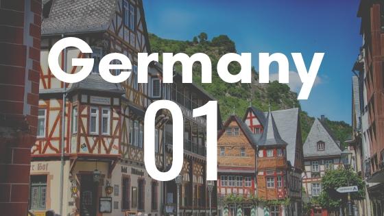 まさにテラスハウス!ドイツのワーホリお部屋探しまとめ  🇩🇪1