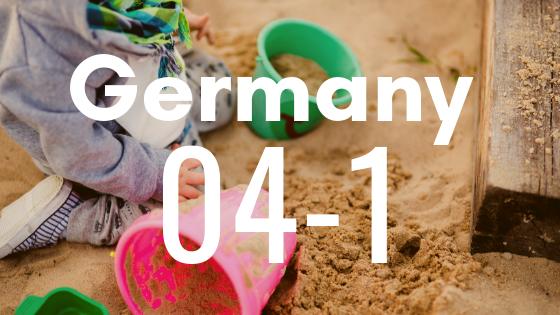 「遊びが中心の幼稚園LIFE」ドイツの教育現場で驚いた11のこと【前編】  🇩🇪4