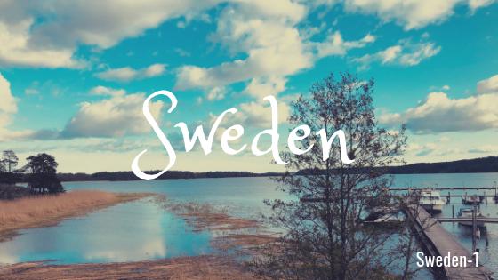 スウェーデンの学校で住み込みボランティア始めました 🇸🇪1